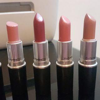 Mac lipsticks bundle!( marked down supersale!)