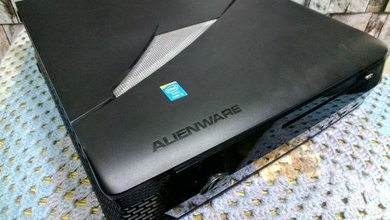 Cpu Alienware i5 2gen Ram 8gb Hdd 1000gb Hd 2.1gb Nvidia 630m 2gb  3.30ghz