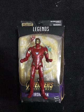 Marvel Legends iron man infinity war