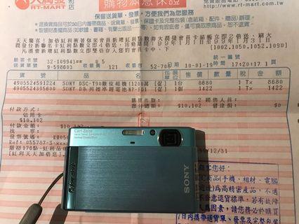Sony數位相機DSC-T90