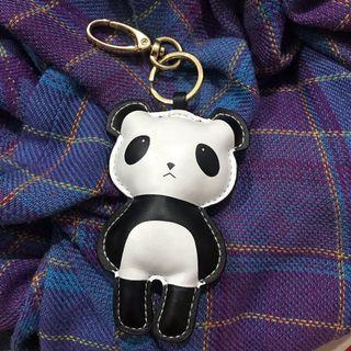 H&M Panda Bagcharm