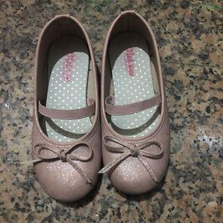 女童 娃娃鞋