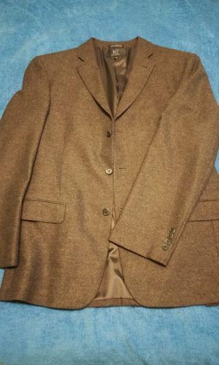 羊毛西裝休閒外套