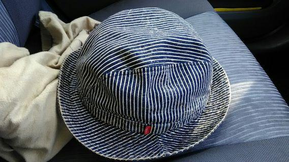 Vintage Levis hickory bucket hat