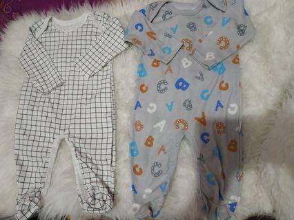 Sleepsuit baby aruchi