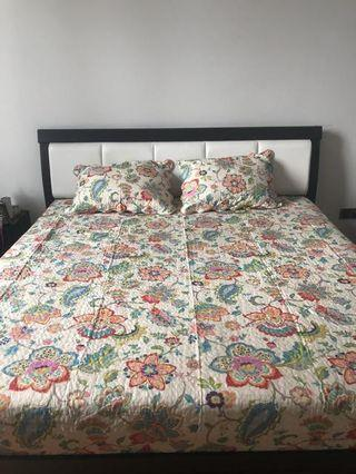 Queen Size 6in1 Quilt Set