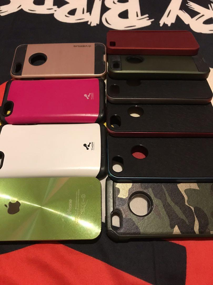 10 pieces of iPhone SE/5s/5 Casing