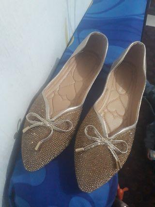 #mauovo Flat Shoes
