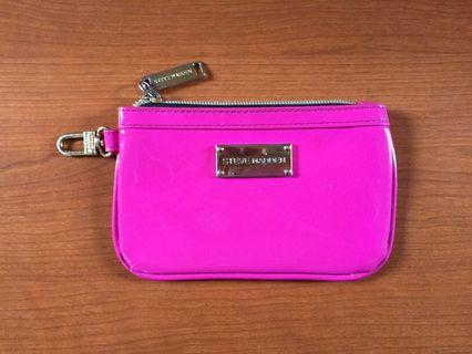 STEVE MADDEN Electric Pink Coin Purse (AUTHENTIC)