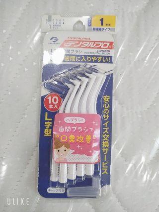 日本JACKS L型齒間刷