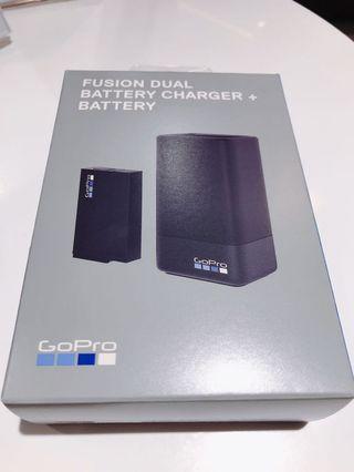宅配免運-全新GoPro Fusion雙充電池組
