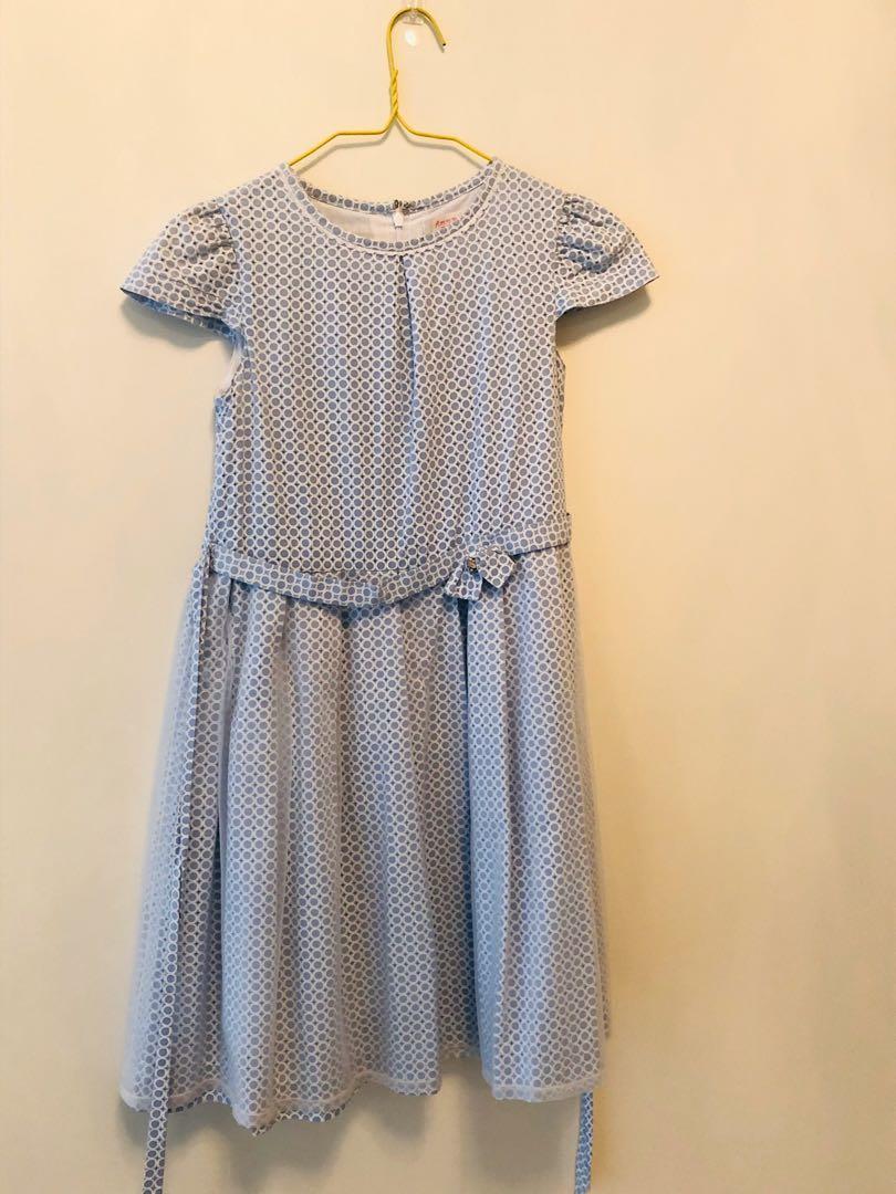 安妮公主大童洋裝(140)
