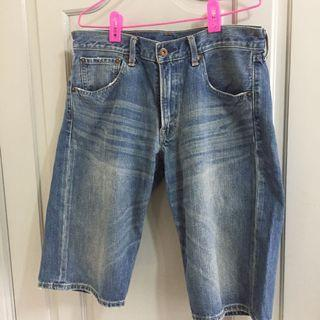 LEVI'S牛仔短褲