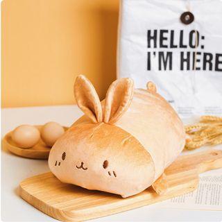 :: 動物造型麵包靠枕 ::