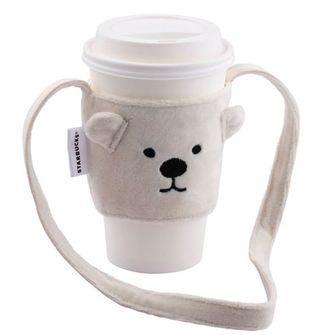 [星巴克]北極熊便利單杯提袋