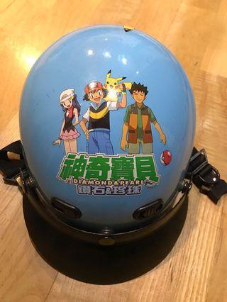 寶可夢安全帽