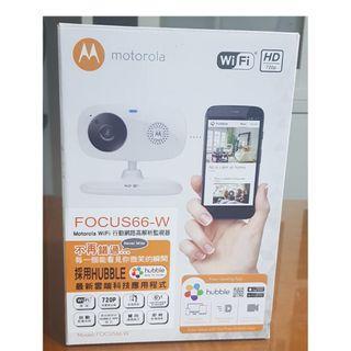 Motorola - WiFi 行動網路高解析監視器