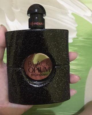 YSL Black Opium parfume