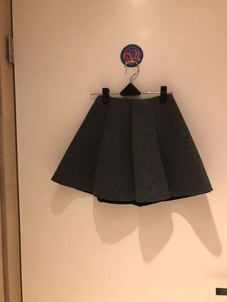 太空棉短裙