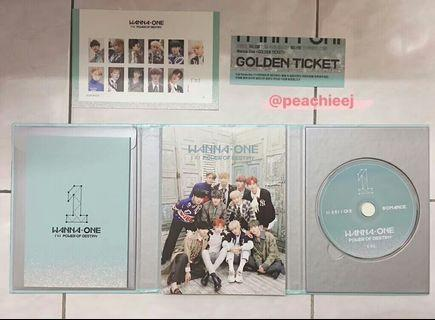 WTS EXO NCT WANNA ONE X1 PRODUCE101