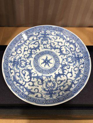 Antique Qinghuaci Plates 青花瓷碟