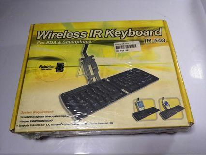 Wireless Ir infrared Keyboard IR-530 for PDA & Smart phone