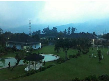 Villa  murah di Puncak Cisarua Bogor