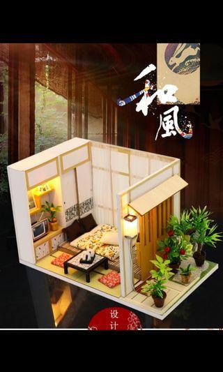DIY手作小屋-和風小屋