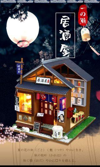 DIY手作小屋-日式居酒屋