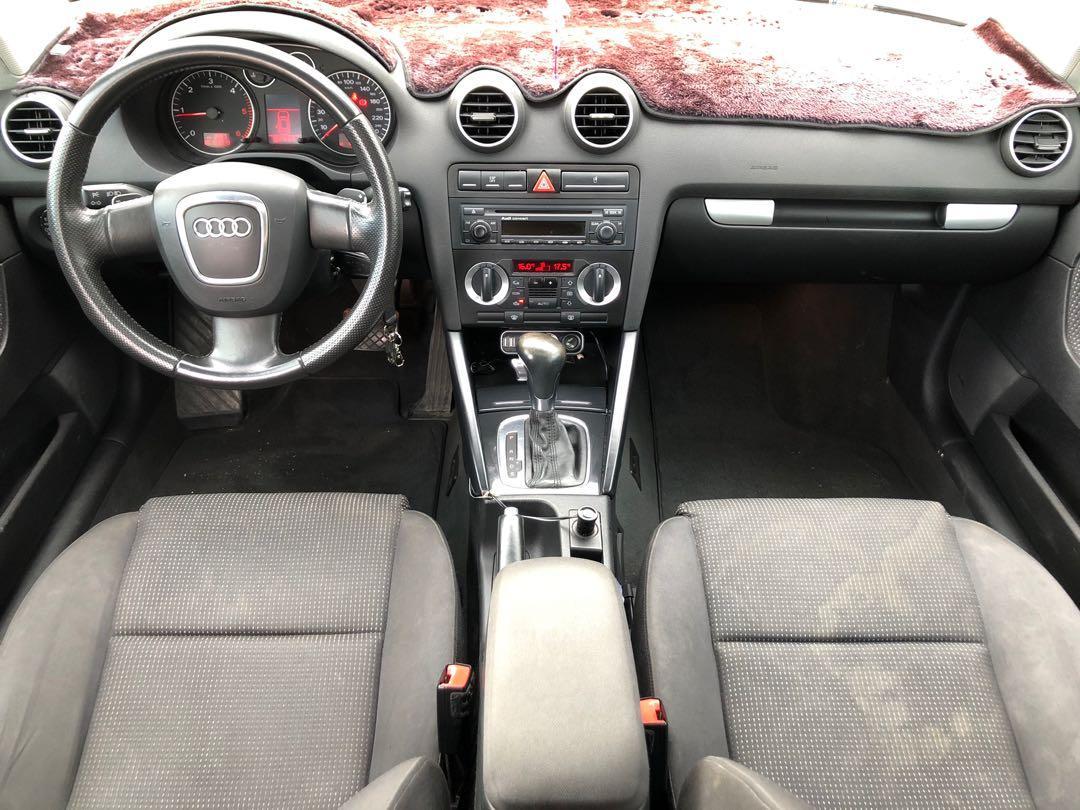 2006年 AUDI A3 柴油 2.0