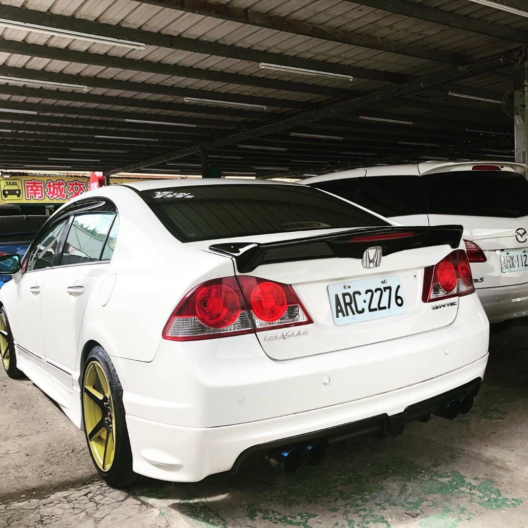 正2006年 K12 Civic8 EX-S