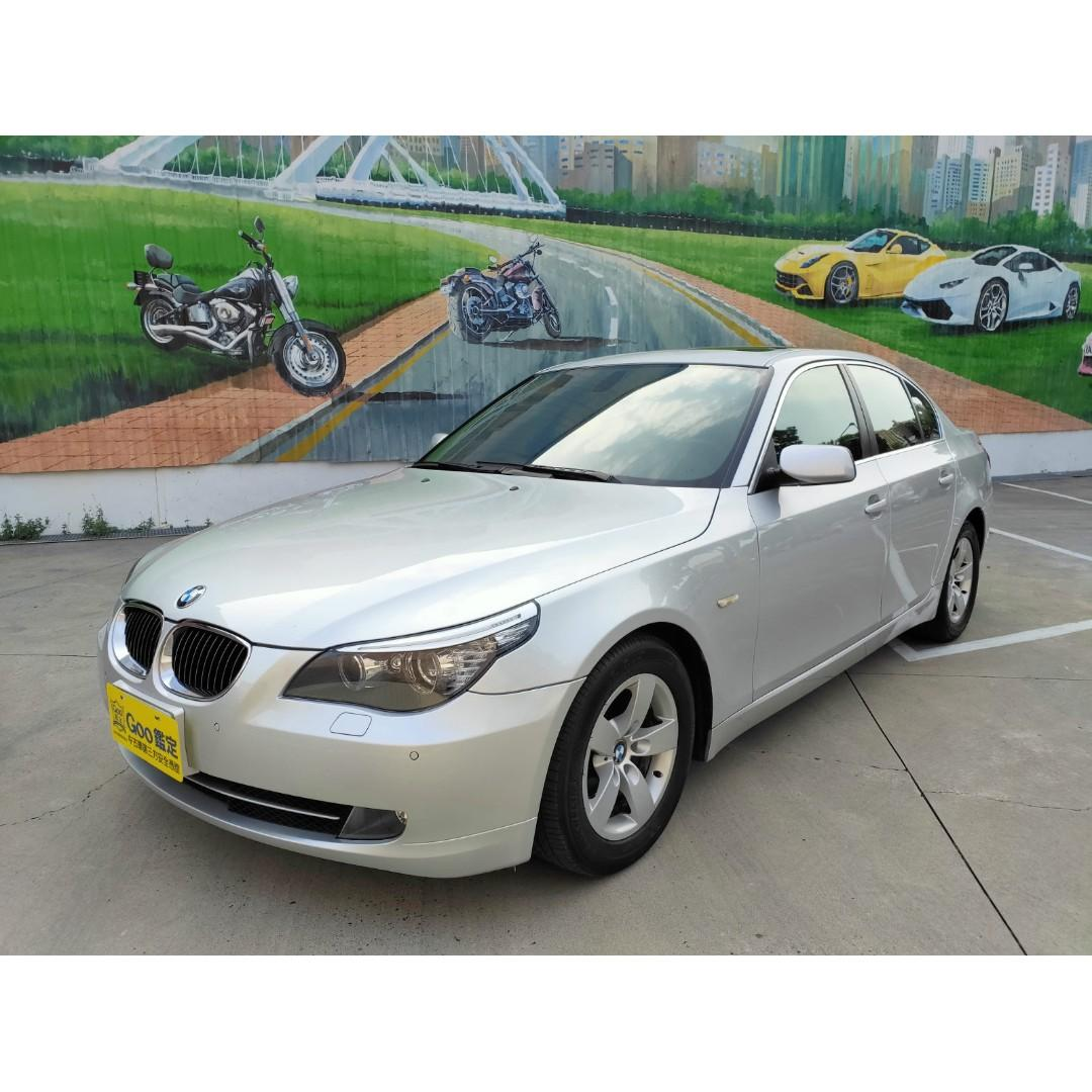 《鑫宏車業》2008年BMW 523i 2.5....歡迎預約來店賞車