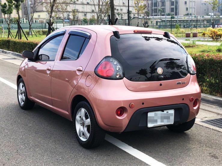 2010年 tobe 熊貓車 1.3 好開好貸好可愛 純跑六萬
