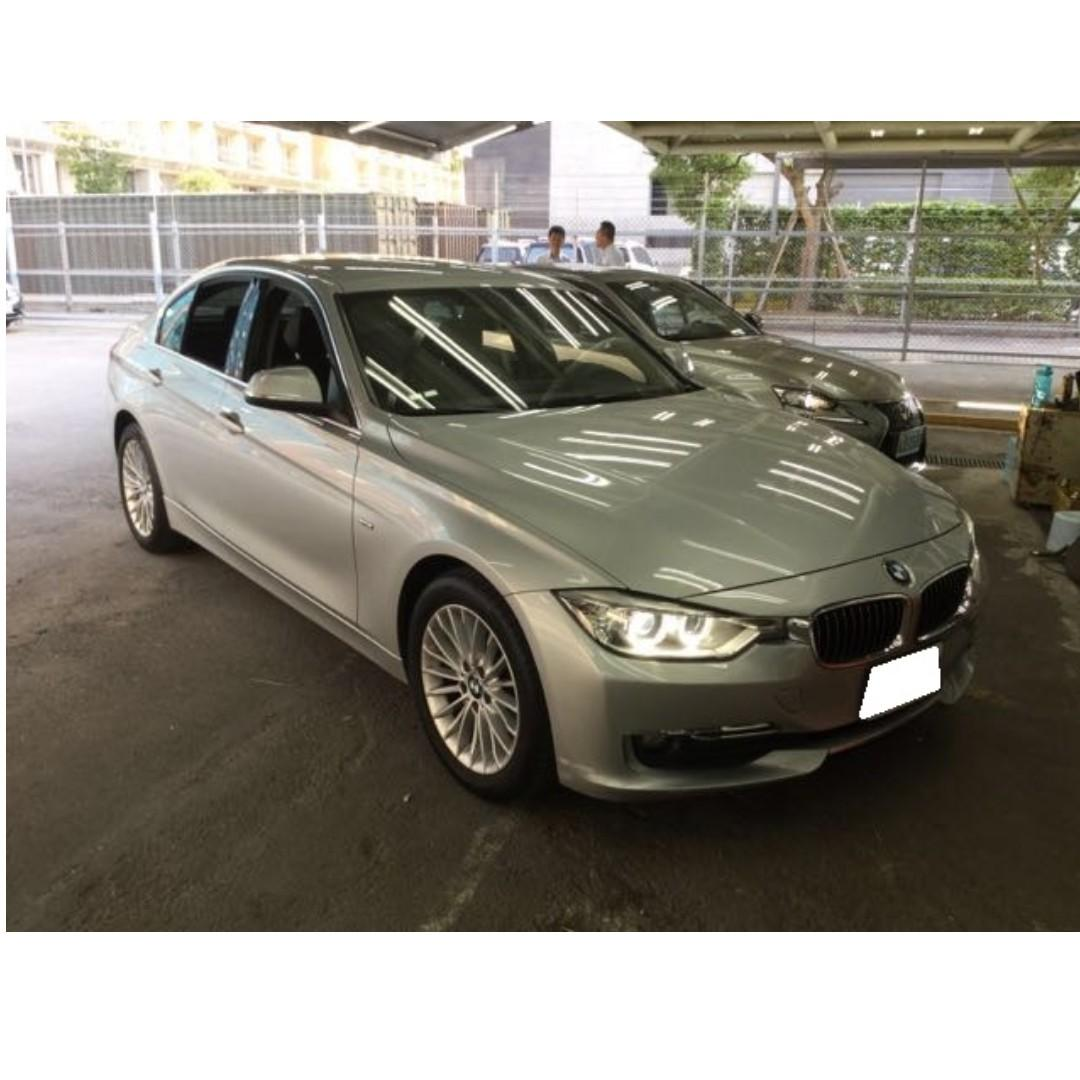 2012年 BMW 320D