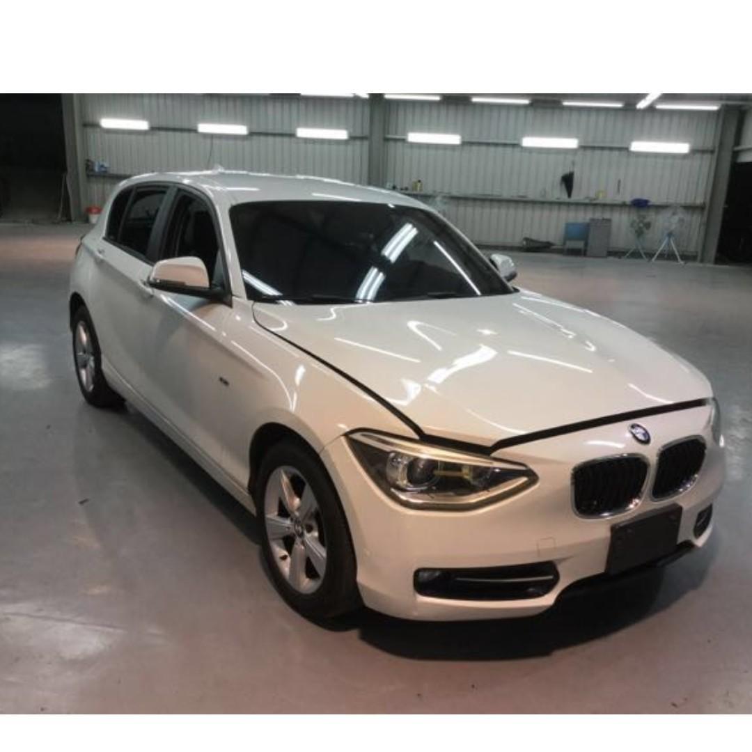 2014年 BMW 116