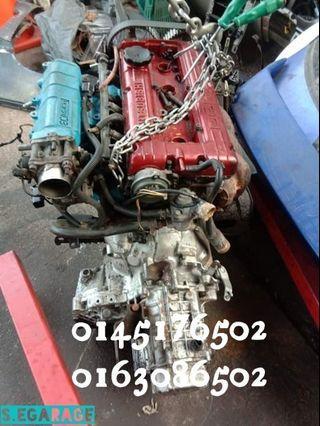 enjin mirage 4g61 NA engine