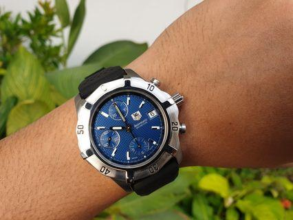 TAG Heuer Exclusive 2000 Automatic Chronograph ORIGINAL