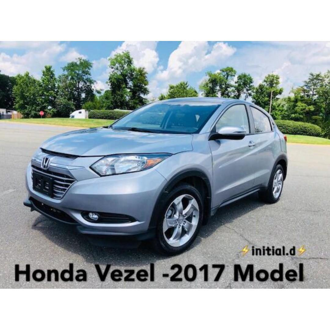 👍2017 Honda Vezel SUV Drive So Cool😎