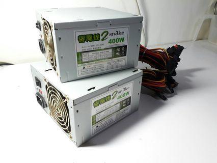 電源供應器 響尾蛇2 400W