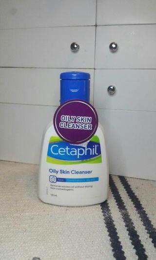 [Inc postage] Cetaphil Oily Skin Cleanser 125ml