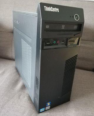 正版序號 intel i5 四核心 8G 文書電腦 桌機 桌上型電腦