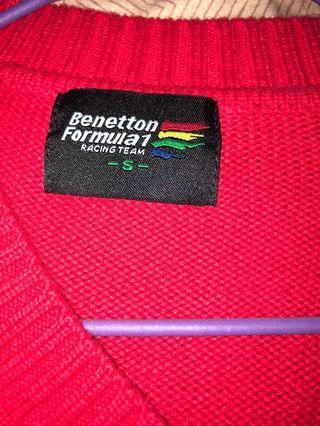 班尼頓針織上衣