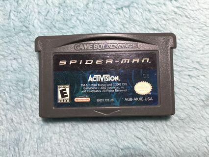 Spider-Man Gameboy Advance