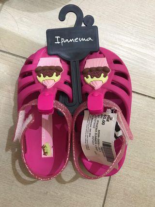 Ipanema cupcake baby sandal