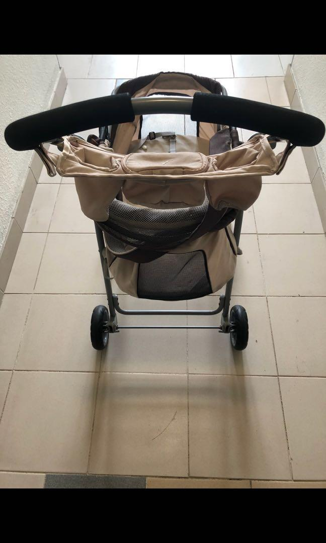 寵物 BB車 輕便自立式四輪 手推車 Pets dogs cats buggy pushchair stroller