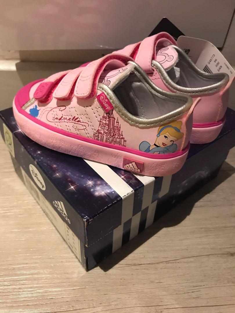 Adidas Disney princess sneakers