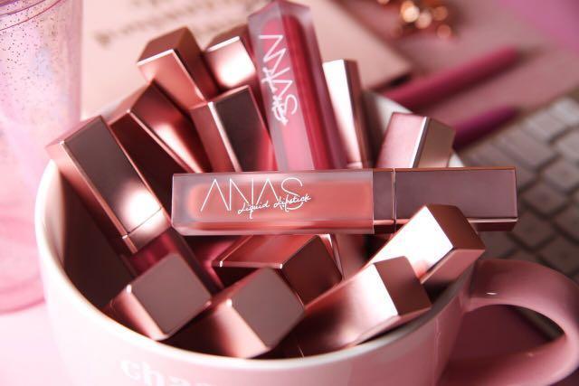 ANAS Liquid Lipstick / Lip Cream