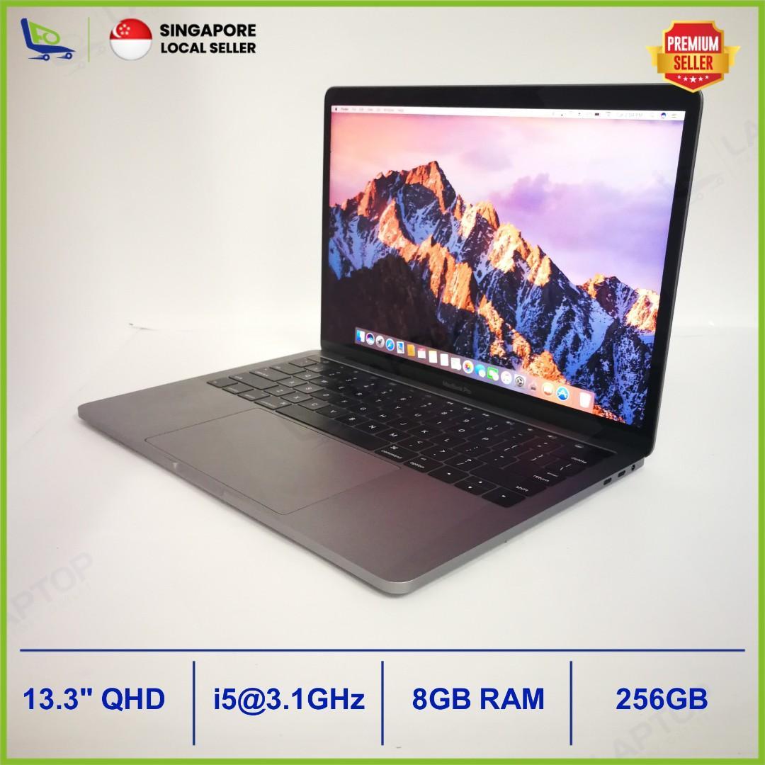 APPLE MacBook Pro 13 (i5/8GB/256GB/2016/TouchBar) [Premium Preowned]