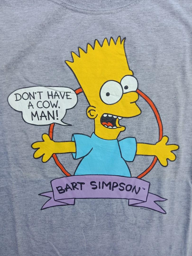 'Bart' The Simpsons t shirt