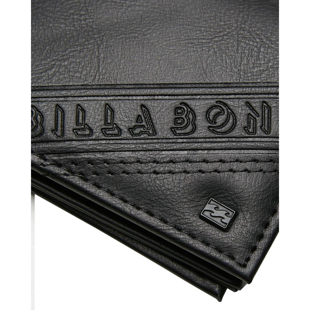 Billabong Lineup Wallet 男裝皮革銀包 全新現貨正品